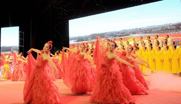 江油市召开共产党成立95周年庆祝大会